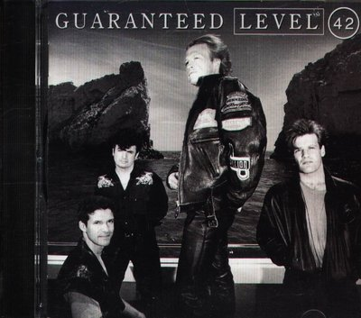 K - Level 42 - Guaranteed - 日版 CD+1BONUS