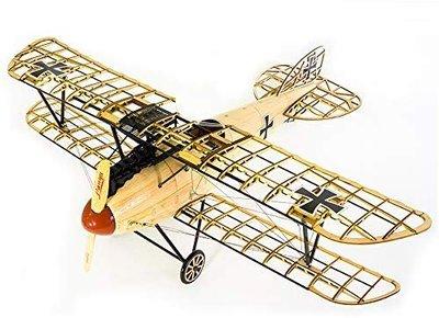 Albatross 一戰德國信天翁戰機木製模型套件免運店到店 (請先連繫確認存貨)