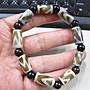 二手舖 NO.5876 天珠手鍊 圓柱珠 天眼珠 手環手珠 首飾飾品