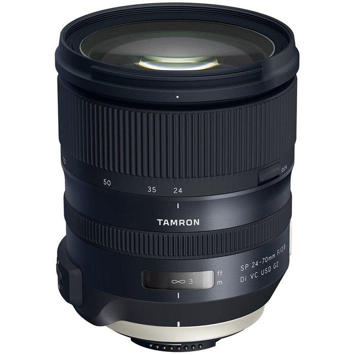 ((名揚數位)) TAMRON SP 24-70mm F2.8 Di VC USD G2 A032 公司貨 原廠保固三年