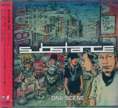 K - SUBSTANCE - ONE SCENE - 日版 - NEW