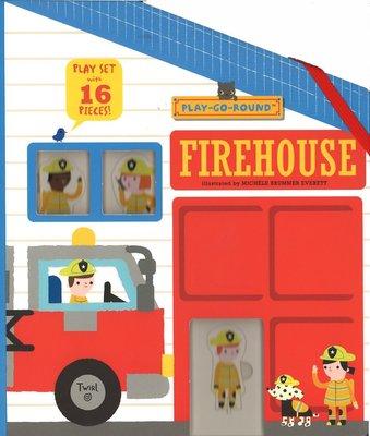 *小貝比的家*FIREHOUSE/硬頁/3~6歲