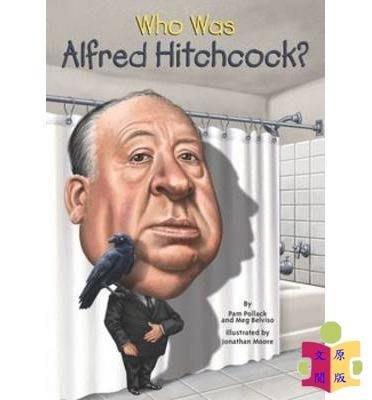 [文閲原版]英文原版Who Was Alfred Hitchcock 誰是阿爾弗雷德·希區柯克