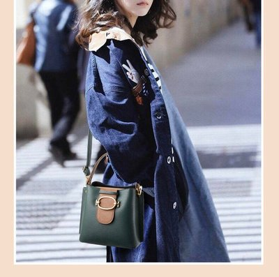 【禎一】台灣現貨 韓國時尚 簡約百搭 手提包 單肩 斜挎 女包 EM019-021