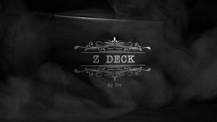 [魔術魂道具Shop]Z型牌~~Z DECK by ziv