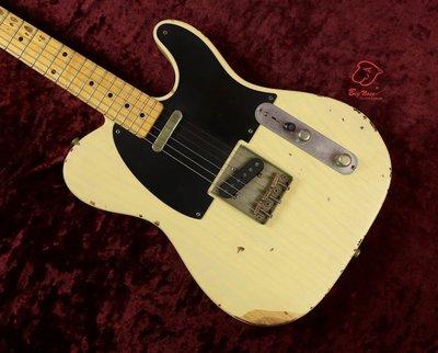 大鼻子樂器 美國手工 Nash guitar DJM-1 Telecaster Heavy Relic 含Case