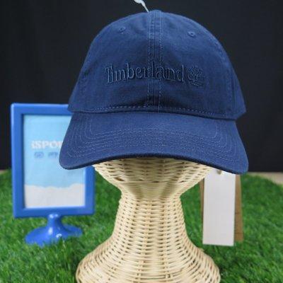 【iSport愛運動】Timberland 經典LOGO老帽 後可調式 A1E9I-  三色