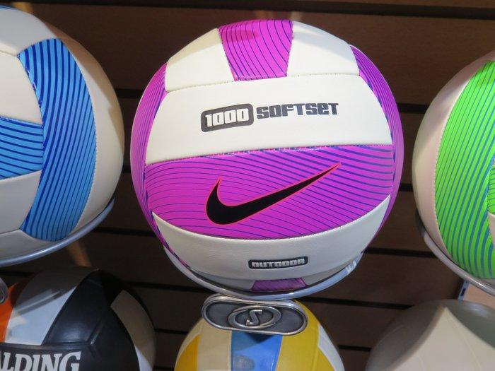 【iSport愛運動】NIKE  公司正品 NVO06927NS 1000 SOFT SET 5號排球