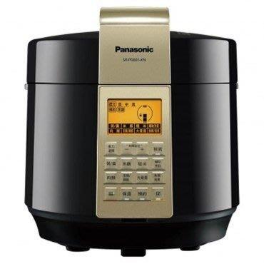 Panasonic 國際 SR-PG601 微電腦壓力鍋 3段高壓