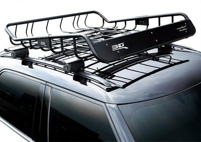 DIP 3D 卡固 車頂 行李 置物盤 Audi A7 全車系 通用 RR-1535-M