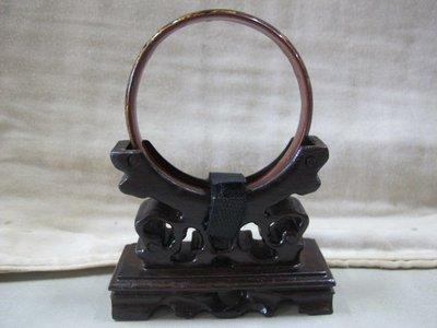 二手舖 NO.2949 漆器藝術 手鐲 手環 首飾飾品