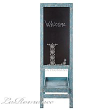【Creative Home】Seaside 海洋風情系列杉木雙面留言板 / 店面 / 小黑板