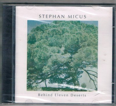 音樂CD-Behind Eleven Deserts/Stephan Micus (INT30422)全新/免競標