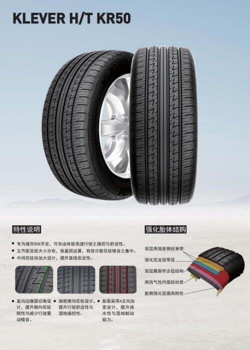 三重區【優質輪胎】建大KR50全新寧靜胎_225/235/60/18_台製(DHPS HP600 LX HP PT2)