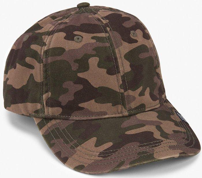 全新美國品牌 Lucky Brand 中性米彩棒球帽,低價起標無底價,本商品免運費!