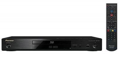 全新先鋒 PIONEER BDP-180 Blu-ray Disc~3D 藍光播放機~另有 SONY BDP-S1500