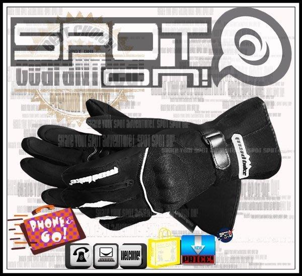 Spot ON - MADBIKE - MAD13 防水防風手套!保暖護手-特價出清! LED FOX TRIUMPH