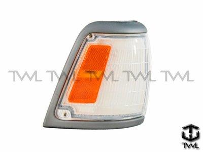 《※台灣之光※》全新TOYOTA PICK-UP 92 93 94 95年2WD專用原廠型黑框白角燈