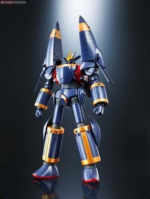 《藍鯨模型》超合金魂 GX-34R 鋼巴斯達 勇往直前 GunBuster 合金配色Ver