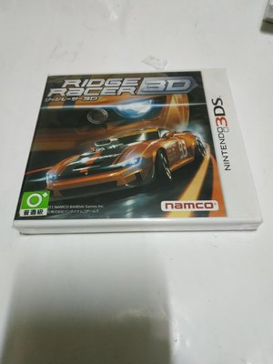 請先詢問庫存量~ 3DS 實感賽車 3D NEW 2DS 3DS LL N3DS LL 日規主機專用