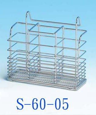 ☆成志金屬☆ s-60-05不銹鋼 筷子籃 刀叉籃,可平放或勾掛免鑽孔,廚房收納置物小幫手