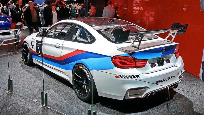 【樂駒】BMW Motorsport M4 GT4 Carbon 碳纖維尾翼 原廠 改裝 賽車 空力 套件