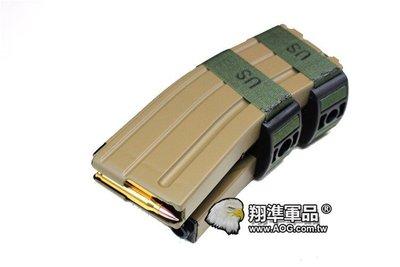 【翔準軍品AOG】【M4 泥色電動槍彈鼓】裝飾彈 電動槍 自動上彈 (KWA WE LCT G&G )D-10-26G