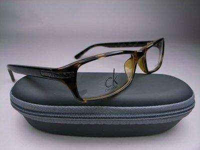 信義計劃 眼鏡 Calvin Klein 5588 光學眼鏡 玳瑁色 膠框 方框 eyeglasses