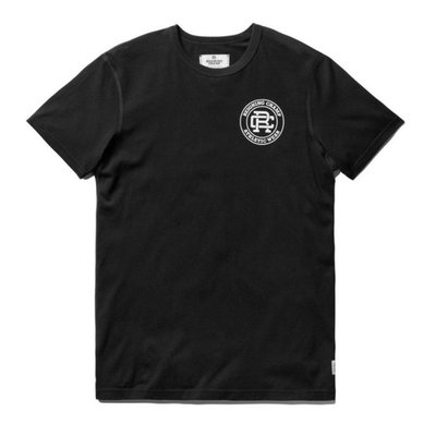 CREST LOGO T-SHIRT RC1055【GT】【Reigning Champ】