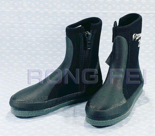 RongFei 5mm耐磨布防滑鞋 台灣製造 釣魚鞋 溯溪鞋 潛水鞋 浮潛鞋  毛氈鞋 菜瓜布鞋