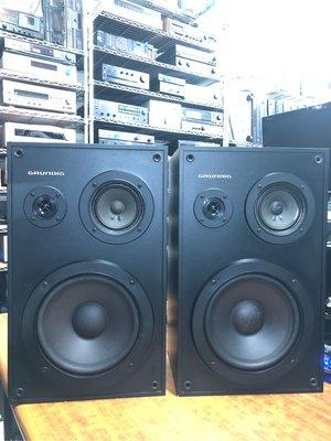 德國 GRUNDIG BOX 5500 3音路喇叭 葡萄牙製