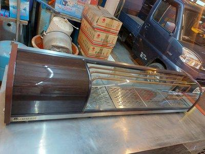 大台南大眾餐飲設備專賣店  台灣製 桌上型5尺卡布里台