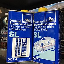 【油品味】德國 Ate SL DOT 4 煞車油 Ate 4號 剎車油 Brake Fluid