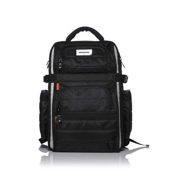 《民風樂府》美國MONO The FlyBy EFX-FLY-BLK黑色 可分離式筆電/器材 音樂人用後背包