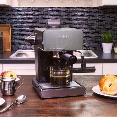 Mr. Coffee半自動咖啡機 Espresso Coffee Maker