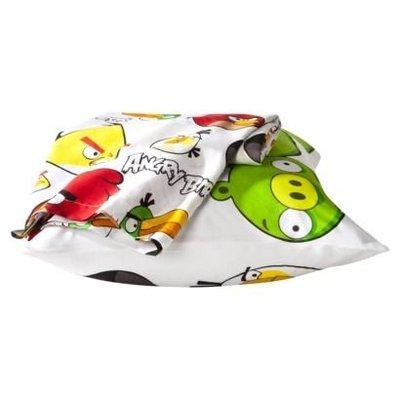 美國代購最新款Anger bird忿怒鳥可愛單人床包組/內含3件組