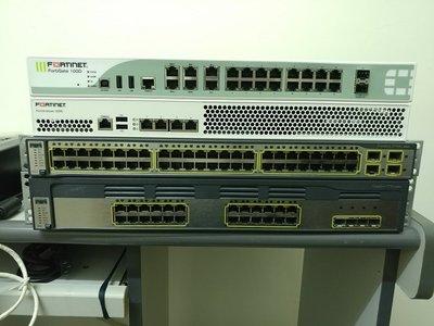 售 Fortinet Fortigate 100D Firewall 防火牆 FG-100D