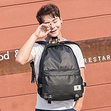 新款潮流初中學生書包女韓版簡約校園學院風雙肩包男百搭時尚背包【優品城】