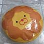 全新未拆Mister Donut統一甜甜圈波堤獅抱枕單賣350元
