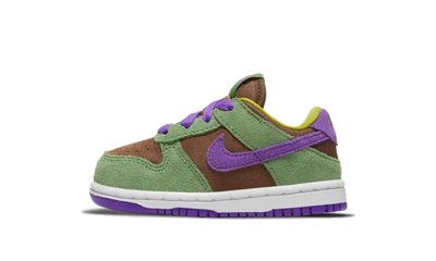 "GOSPEL【Nike Dunk Low SP TD ""Veneer"" 】棕綠 醜小鴨 童鞋 DC8315-200"