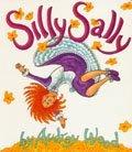 *小貝比的家*廖彩杏~~ SILLY SALLY / 硬頁書+JYCD