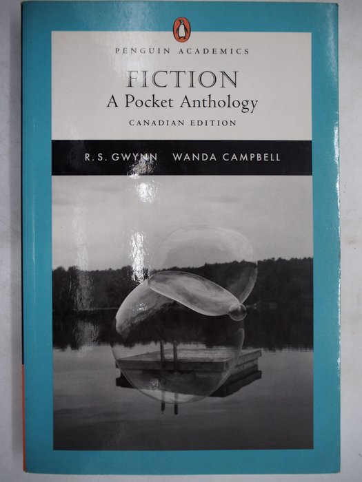 Fiction:A Pocket Anthology(Canadian Edition)_Gwynn 〖外文小說〗CKC