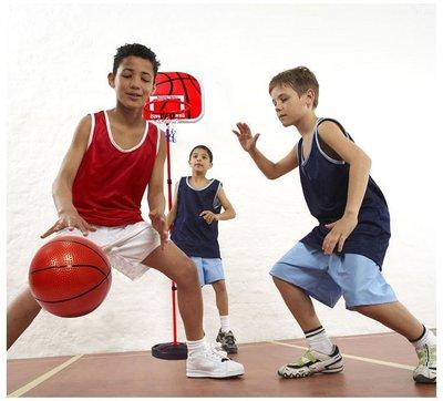 運動達人_2米鐵框兒童玩具籃球架可升降 室內外運動玩具投籃 運動用品.籃網籃球網子