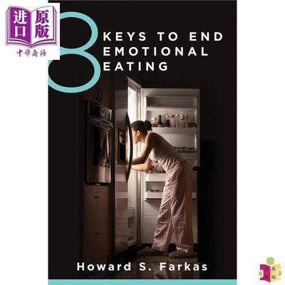 [文閲原版]8 Keys to End Emotional Eating: Autonomy and the Spiri