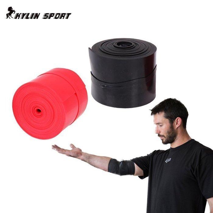 彈力繃帶運動綁帶舉重拉伸防肌肉損傷扎帶肌肉貼纏繞帶彈性繃帶