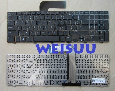 {偉斯科技}DELL 15R 15RR N5110 M5110 N7110 17R 適用鍵盤