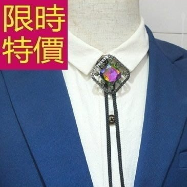 BoloTie男女配件-明星同款極簡美國西部波洛領帶1款61p43[獨家進口][米蘭精品]