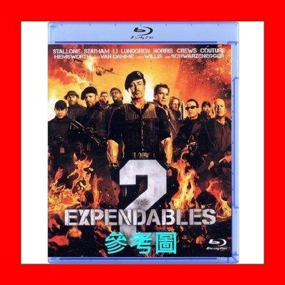 【BD藍光】浴血任務 2(轟天猛將2)The Expendables 2(中文字幕)藍波 鋼鐵墳墓 巔峰戰士席維斯史特龍