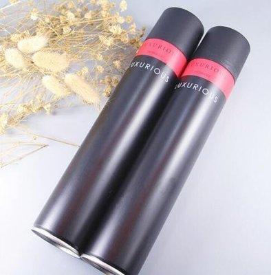 【聖美堂】超大瓶 正品LUXURIOUS日本奢華幹膠髮膠420ml 日本紅帶髮膠 幹膠日本紅帶髮膠定型噴霧髮臘