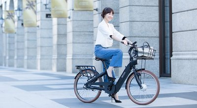 (高雄191) BESV CF1 LENA 電動輔助自行車(親子電動自行車)